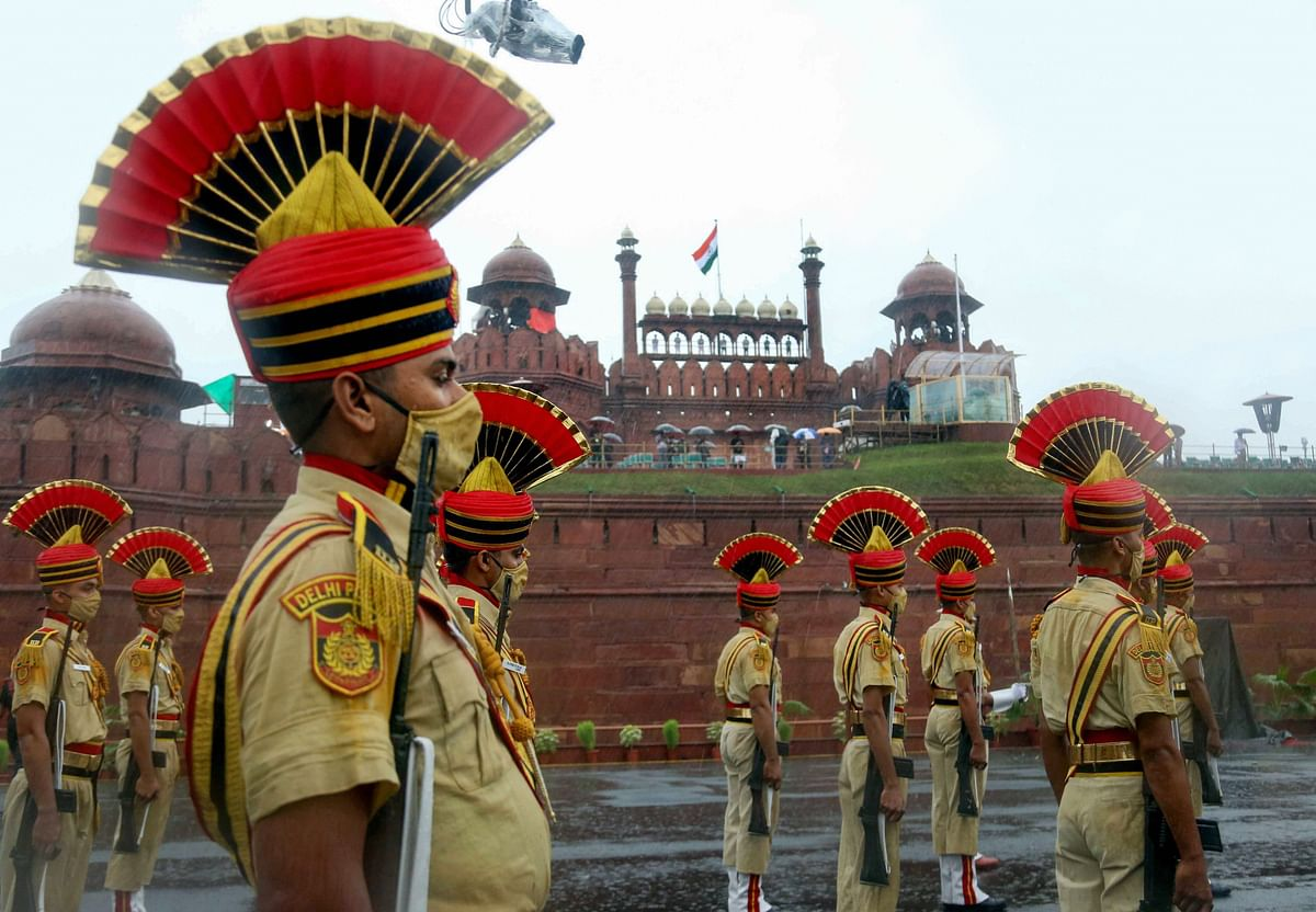 Independence Day celebrations full dress rehearsal