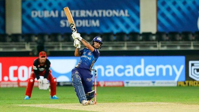 IPL 2020: 9 छक्कों के साथ 99 रन बनाने वाले ईशान किशन सुपर ओवर में क्यों नहीं उतरे, कप्तान रोहित शर्मा ने बताया ये कारण