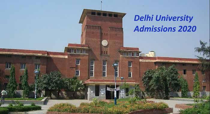 Delhi University Admissions 2020: डीयू में UG और PG Courses के लिए 12 अक्टूबर से शुरू होगी एडमिशन प्रक्रिया, जाने पूरी डिटेल