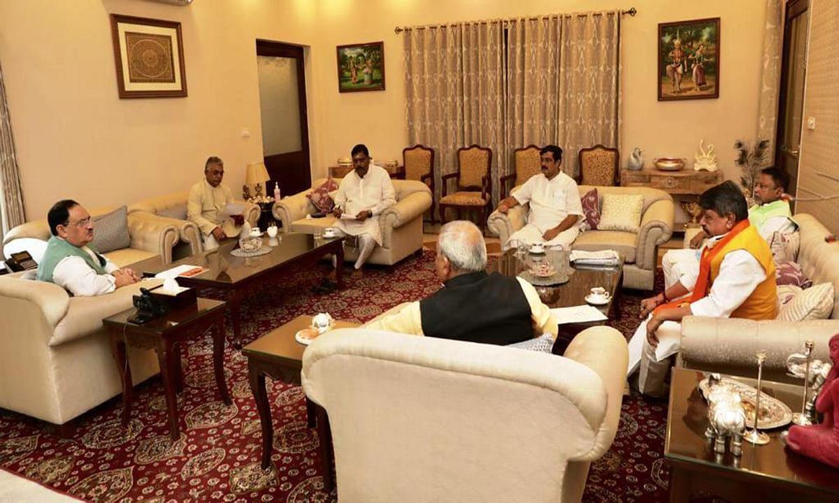 दुर्गापूजा से पहले बंगाल में होगी अमित शाह और जेपी नड्डा की वर्चुअल सभा, स्थिति की करेंगे समीक्षा
