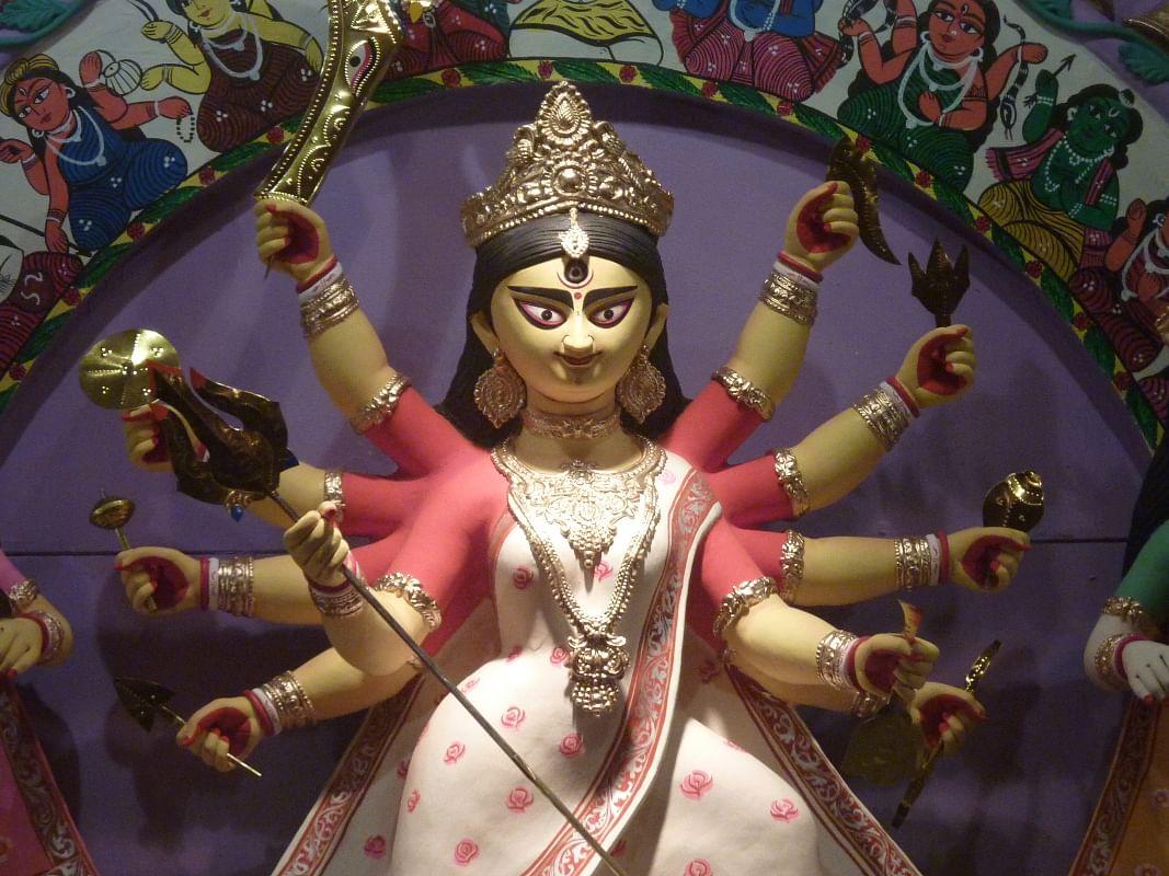 Mahalaya 2020: बंगाल में मना महालया, ममता बनर्जी बोलींं : कोविड-19 को दुर्गा पूजा के उत्साह को फीका न करने दें