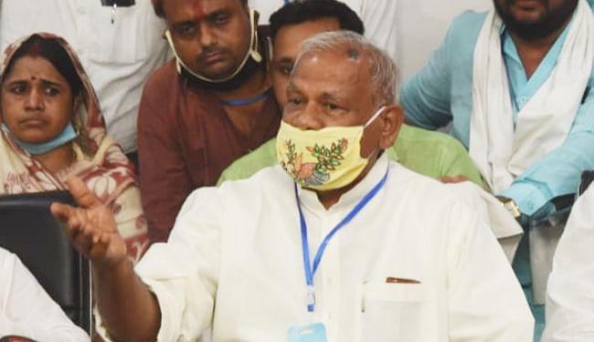 एनडीए का हिस्सा बने जीतन राम मांझी, आनन-फानन में किया एलान, राजद नेता पर कसा तंज