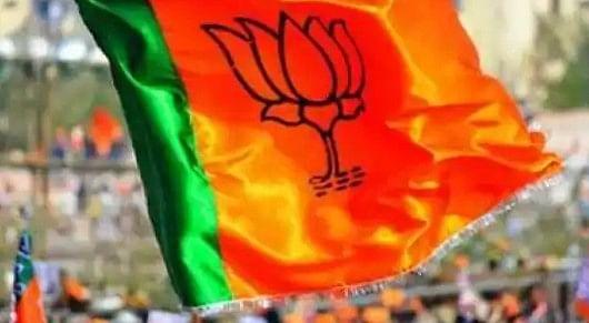 jharkhand land mutation bill 2020: भाजपाइयों ने लैंड म्यूटेशन बिल की प्रतियां जलायीं