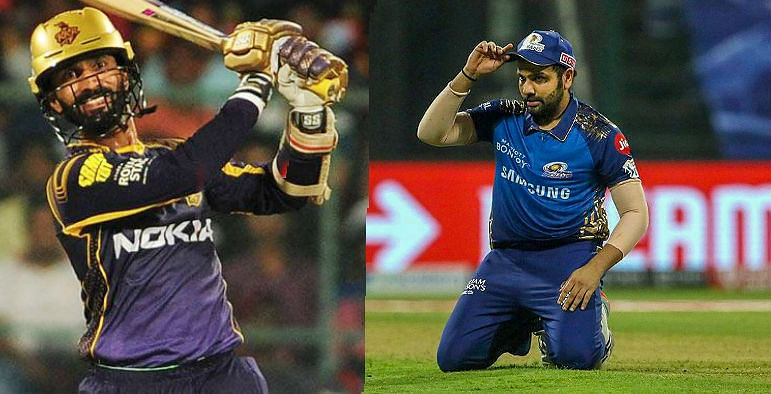 IPL 2020, KKR vs MI, Latest Update : रोहित शर्मा के तूफान में उड़ा केकेआर, मुंबई इंडियंस ने 49 रन से हराया