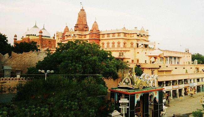 अयोध्या में रामलला विराजमान के बाद श्रीकृष्ण विराजमान का मामला पहुंचा कोर्ट, शाही मस्जिद हटाने की मांग