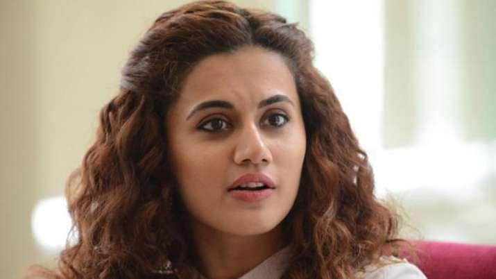 'तो क्या सुशांत जिंदा होते तो सलाखों के पीछे होते?' रिया चक्रवर्ती की गिरफ्तारी पर तापसी पन्नू का सवाल