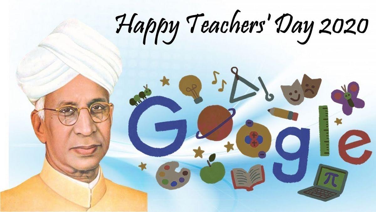 Happy Teachers' Day 2020: Google ने खास अंदाज में Doodle बनाकर दिया शिक्षकों को सम्मान