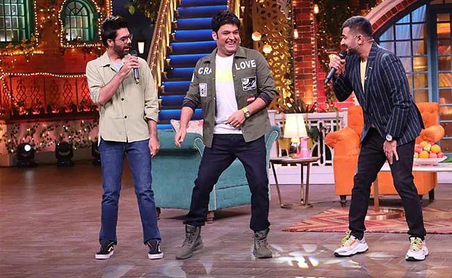 The Kapil Sharma Show: 'आपके फैमिली में कोई वैध-हकीम रहे है?', कपिल ने सचिन-जिगर से ऐसा क्यों पूछा सवाल, देखें VIDEO