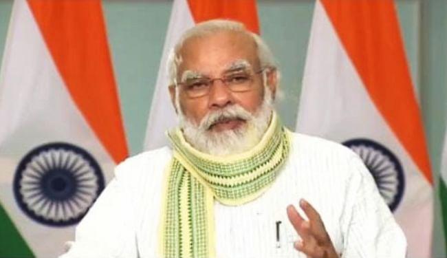 PM नरेंद्र मोदी ने बिहार को दी 294.53 करोड़ की सौगात, पूर्णिया की मोनिका देवी के कार्य की सराहना की