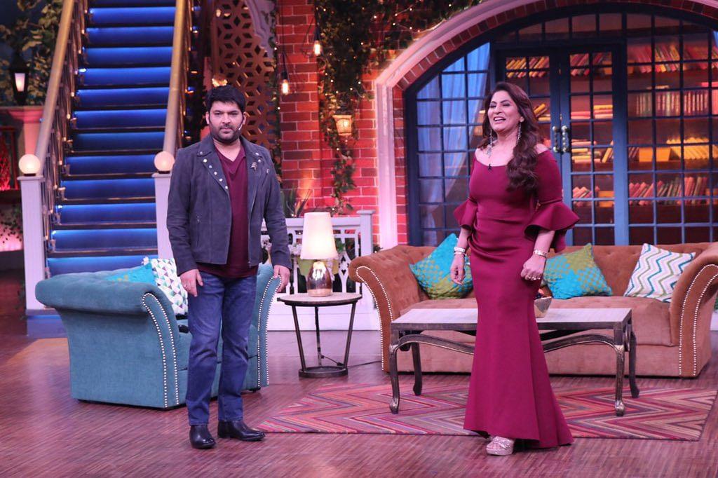 The Kapil Sharma Show : कपिल शर्मा की इस बात पर चिल्ला पड़ी अर्चना पूरन सिंह! ये है वजह... VIDEO