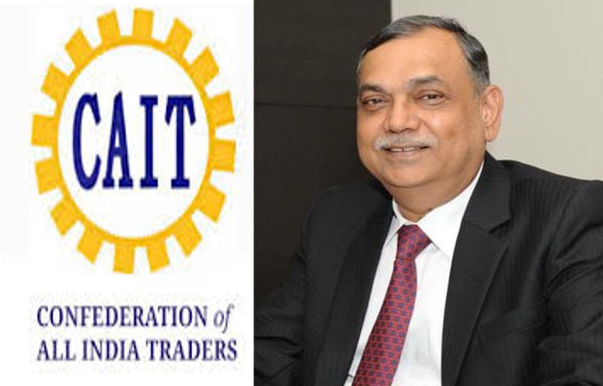 कैट ने 'भारतीय सामान, मेरा अभिमान' नारों के साथ दीपावली में चीनी सामानों के बहिष्कार का किया आह्वान
