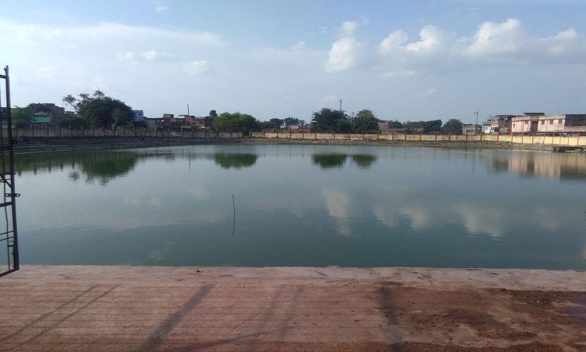 39 लाख में संवरेगा गुमला शहर का छठ तालाब, सौंदर्यीकरण के लिए डीसी ने सरकार के पास भेजी चिट्ठी