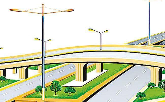 पथ निर्माण विभाग ने नगर विकास विभाग को लिखा पत्र, सिरमटोली से राजेंद्र चौक तक फ्लाइओवर के लिए मांगी राशि
