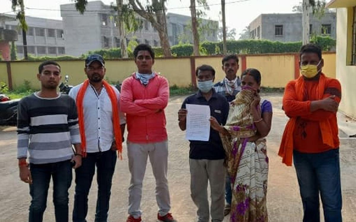 नाबालिग दलित लड़की का अपहरण, पिता ने कहा : धर्म परिवर्तन कर शादी की साजिश, हिंदू संगठनों में आक्रोश