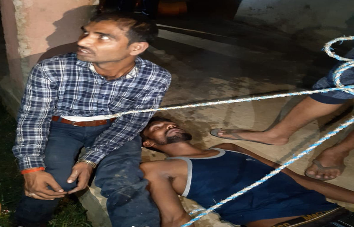 चतरा के गोरक्षिणी जंगल से मुक्त कराये गये गिरिडीह के हार्डवेयर कारोबारी, पुलिस ने 5 किडनैपरों को किया गिरफ्तार