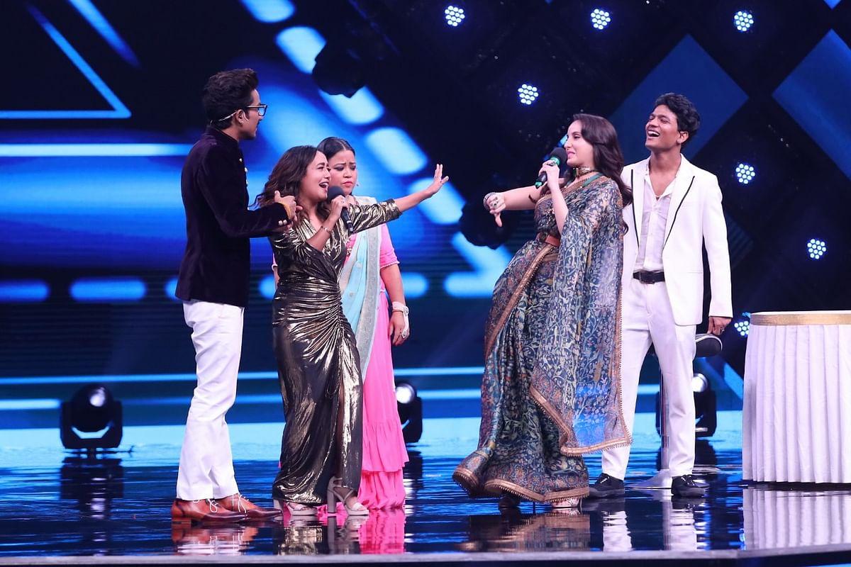 डांस रियलिटी शो 'इंडियाज बेस्ट डांसर' में धमाल मचाने आ रहे नेहा कक्कड़ और सनी कौशल, देखें जबरदस्त PHOTOS