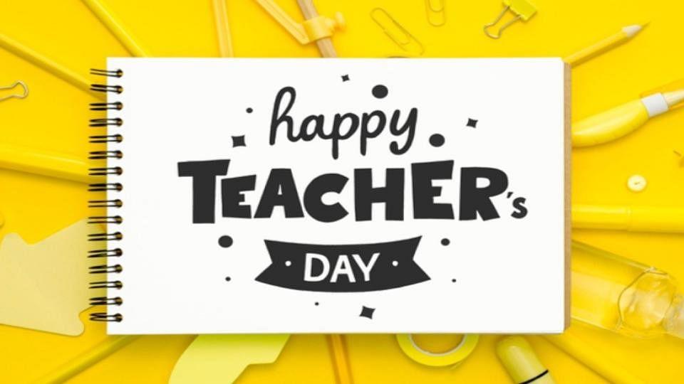 Happy Teachers Day Wishes : 5 सितंबर को शिक्षक दिवस यानी टीचर्स डे के तौर पर मनाया जाता है.