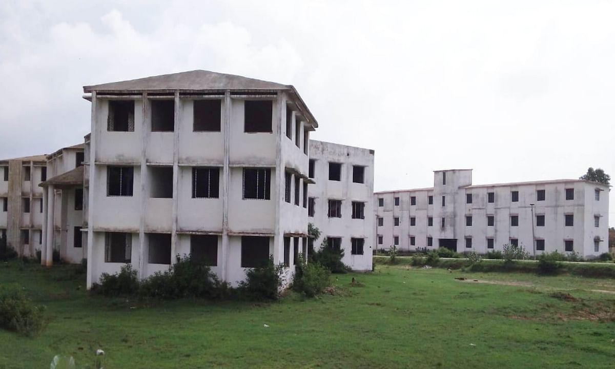 गुमला में राज्य का पहला फिसरी कॉलेज, शुरू होने का है इंतजार