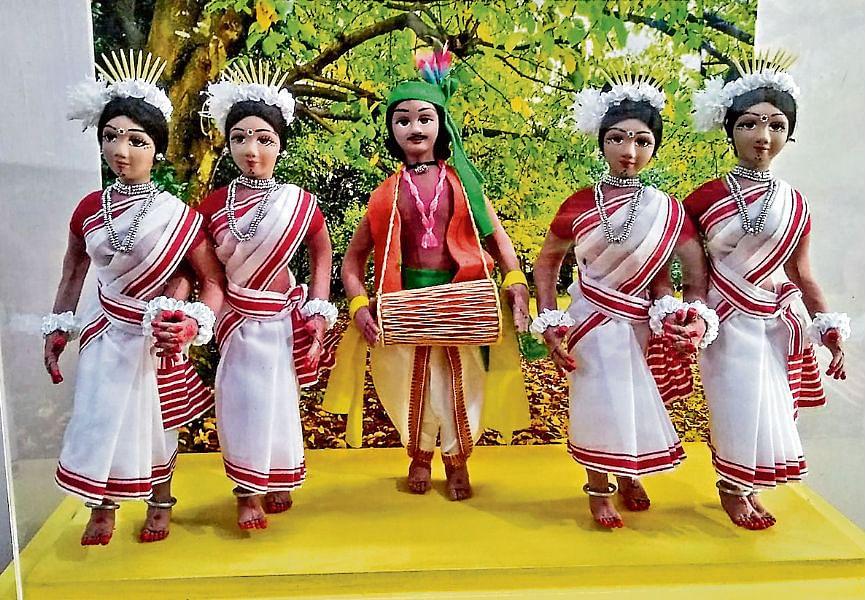 शोभा की गुड़िया विदेशों तक पहुंची