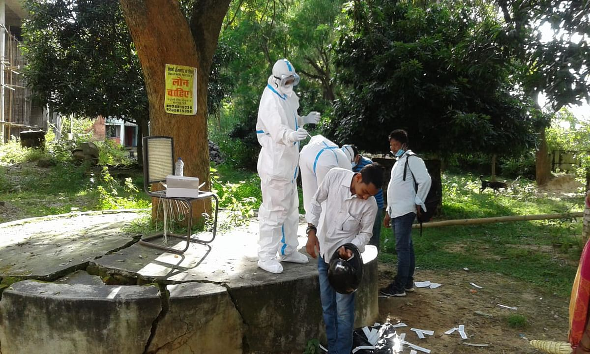 Coronavirus in Bihar: बिहार में ग्रामीण क्षेत्र के डॉक्टरों को दिया गया कोरोना के ईलाज का प्रशिक्षण, पीएचसी से समन्वय बना अब करेंगे ईलाज