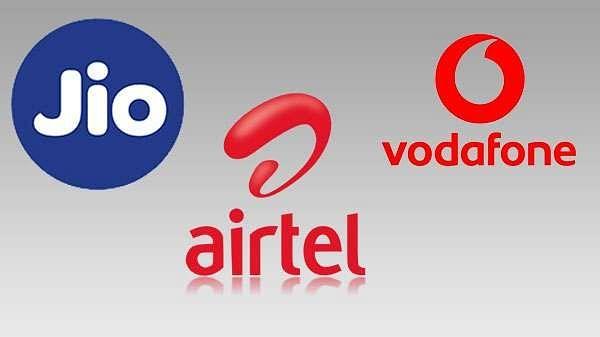 Jio, Airtel और Vodafone के इन प्लान्स में एक साल तक हर दिन 2GB डेटा के साथ मिलेंगे ये बेनिफिट्स