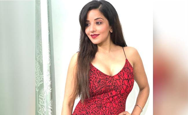 मोनालिसा की इस बोल्ड तसवीर पर दिल हार जाएंगे आप, रेड ड्रेस में दिखीं बेहद हॉट, देखें वायरल फोटो