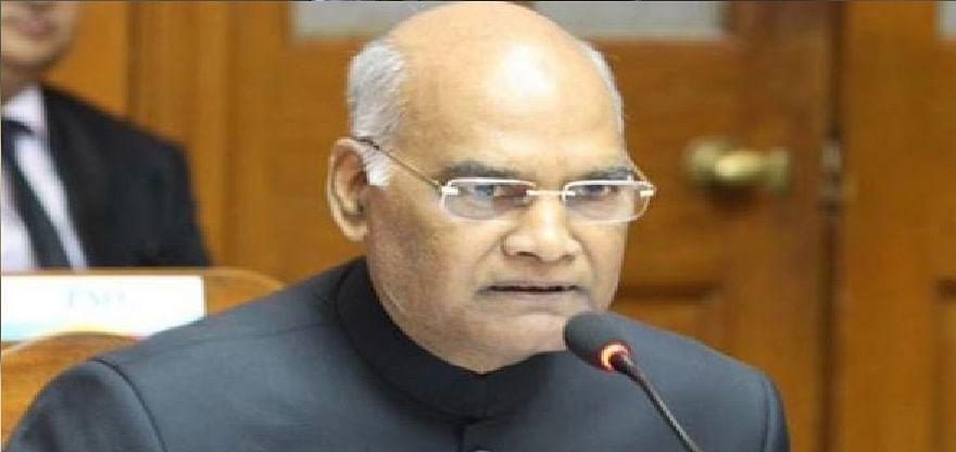 राष्ट्रपति रामनाथ कोविंद की बिगड़ी तबीयत, सीने में दर्द की शिकायत के बाद आर्मी हॉस्पिटल में कराया गया एडमिट, हालत स्थिर
