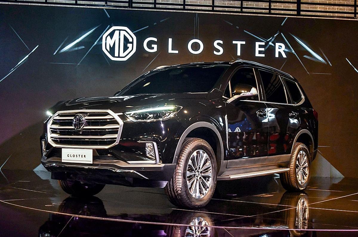 MG Motor ने पेश की प्रीमियम SUV Gloster, 1 लाख रुपये में बुकिंग शुरू