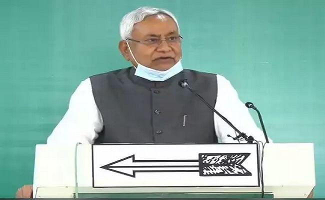 बिहार चुनाव 2020 : नीतीश का तेजस्वी पर बड़ा हमला, बोले- मौका मिला तो क्या किया, अपने पिता और माता से पूछो...