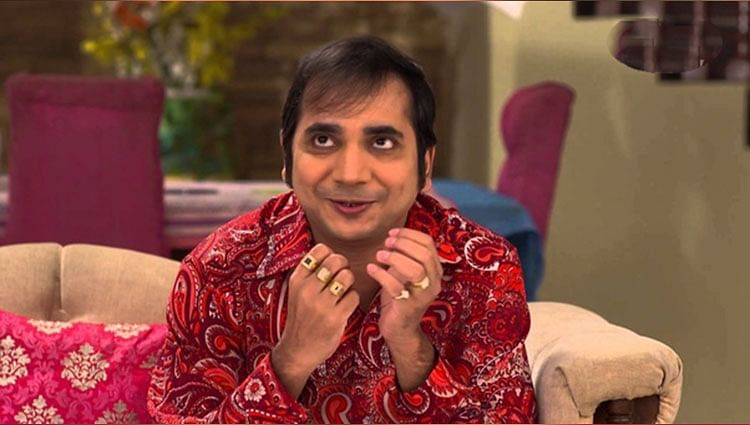 Bhabhiji Ghar Par Hai : 'I Like It' फेम सक्सेना जी हर एपिसोड में 'थप्पड़' खाने के वसूलते हैं इतनी फीस