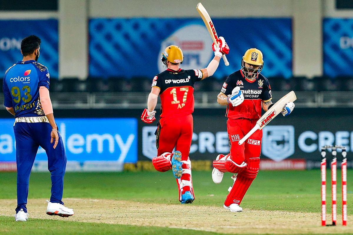 IPL 2020, MI vs RCB : RCB ने Mumbai को सुपर ओवर में ऐसे हराया, मैच में चौकों और छक्कों की हुई बरसात