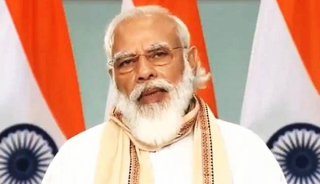 कृषि सुधार विधेयक किसानों का रक्षा कवच : PM मोदी, कहा- घोषणापत्र में लिखनेवाले आज फैला रहे भ्रम