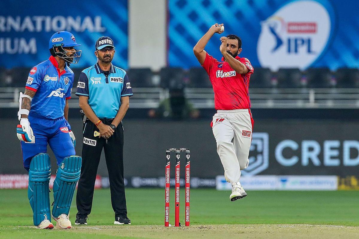 IPL 2020 : दिल्ली पर कहर बनकर टूटे मोहम्मद शमी, आईपीएल में तोड़ा खुद का रिकॉर्ड