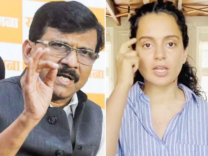 Kangana Ranaut vs BMC Case: कंगना पर महाराष्ट्र में गरमाई सियासत, मुंबई की मेयर ने कहा- दो टके के लोग...तो संजय राउत ने पूछा ये सवाल