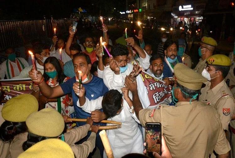 यूपी में हैवानियत की हद, हाथरस के बाद बलरामपुर में दलित छात्रा के साथ गैंगरेप, अस्पताल ले जाते रास्ते में तोड़ा दम