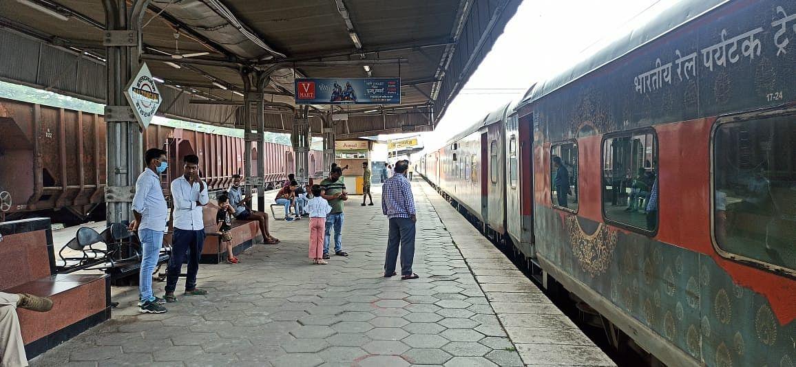 गया रेलवे स्टेशन पर मिलेंगी वर्ल्ड क्लास सुविधाएं, विष्णुपद नगरी पर खर्च होंगे 173 करोड़