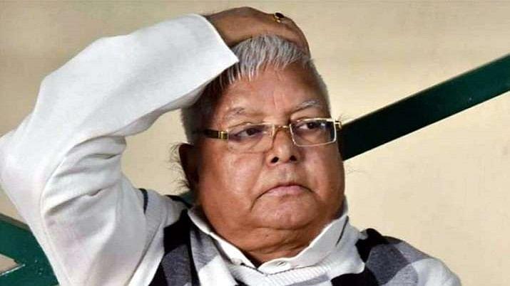 Lalu Yadav Viral Audio Phone Call : लालू ने विधायक को फोन पर कहा, आपको चिंतित होने की जरूरत नहीं, हमारा अपना...