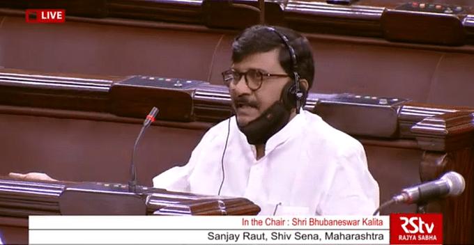 Agriculture Bill 2020 : 'कान के कच्चे हैं! अफवाह पर ही मंत्री ने दे दिया इस्तीफा', अकाली दल पर संजय राउत ने कुछ यूं  ली चुटकी