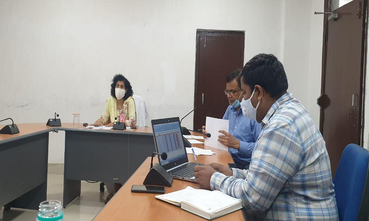मनरेगा मजदूरों को समय पर हो भुगतान, ग्रामीण विकास विभाग सचिव ने अधिकारियों को दिये निर्देश
