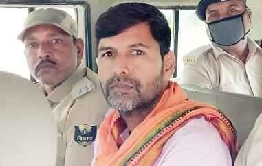 रेलवे ठेकेदार समेत दो हत्याकांडों में CID ने नहीं सौंपी चार्जशीट, भाजपा नेता उमेश शाही समेत दो आरोपितों को मिली जमानत
