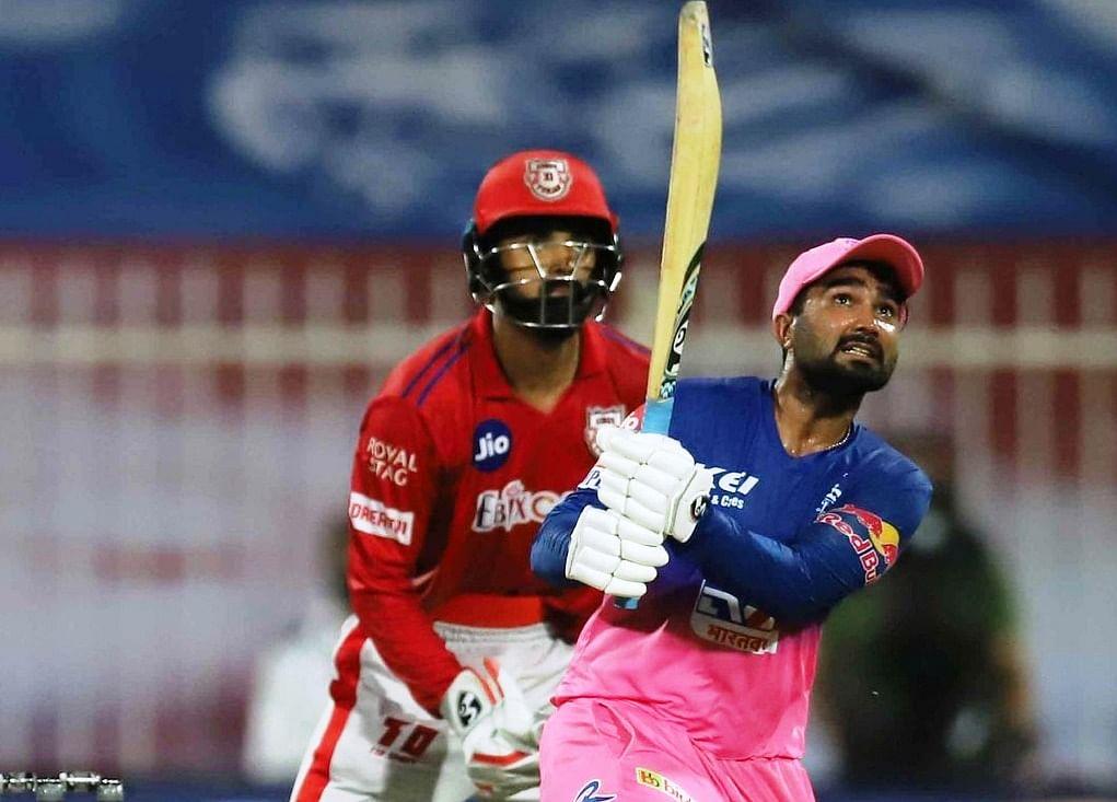 IPL 2020: राहुल तेवतिया की विस्फोटक पारी पर बोले सहवाग - माता आ गई थी, युवराज ने ली राहत की सांस