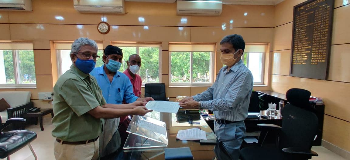 Jharkhand News : कोरोना काल में झारखंड के कलाकारों की आर्थिक स्थिति बदतर, मुख्य सचिव से कला के संरक्षण की मांग