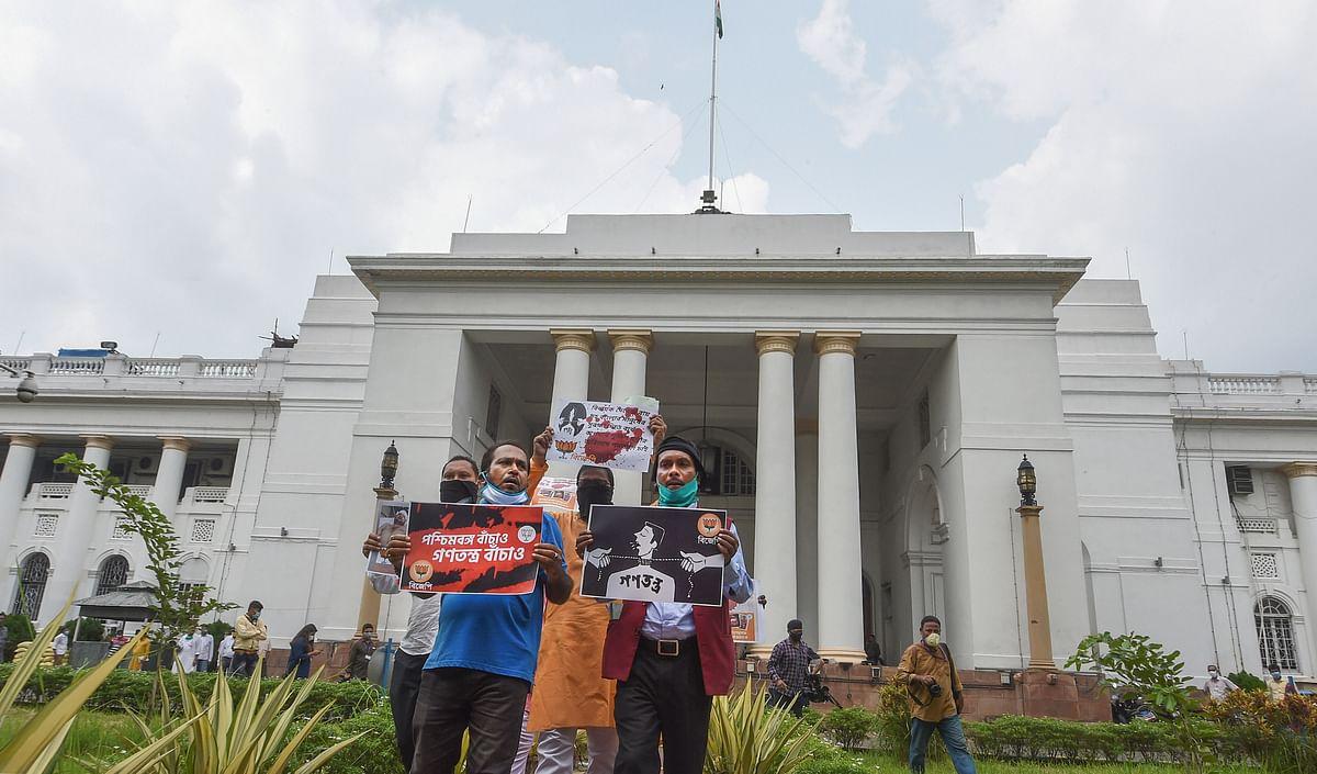 पश्चिम बंगाल में श्रद्धांजलि देने के लिए बुलाया गया एक दिन का मानसून सत्र, विधानसभा की कार्यवाही अनिश्चितकाल के लिए स्थगित