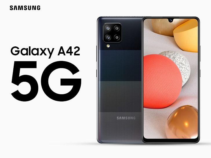 Samsung ला रहा सबसे सस्ता 5G स्मार्टफोन Galaxy A42 5G, यहां जानें डीटेल्स...