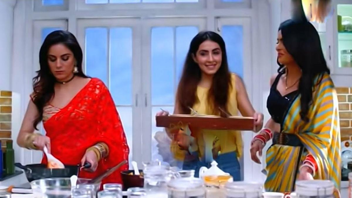 Kundali Bhagya Spoiler Alert : माहिरा और शर्लिन की नई चाल हुई बेकार, प्रीता को पहली रसोई के बदले मिला ये तोहफा