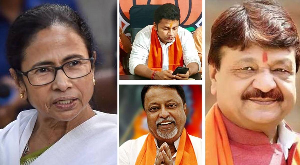 ममता बनर्जी दे रही हैं घुसपैठियों, नक्सलवादियों व आतंकवादियों को पनाह, जेपी नड्डा की टीम में बंगाल के तीन नेता शामिल