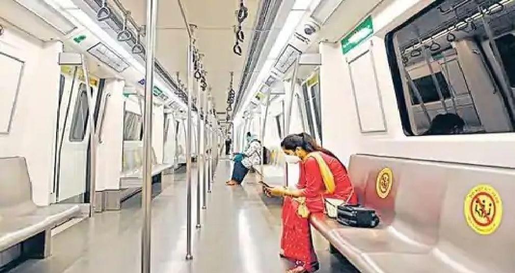 13 सितंबर से पहले की तरह दौड़ेगी मेट्रो, तैयारी पूरी