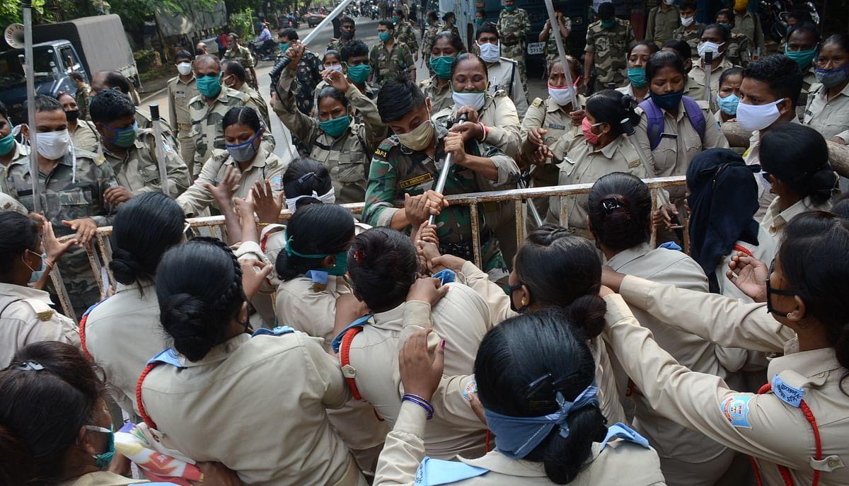 सहायक पुलिसकर्मियों पर क्यों बरसीं पुलिस की लाठियां? झारखंड में क्या चल रहा ये नया विरोध, पढ़ें विशेष रिपोर्ट