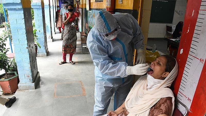 दिल्ली में शुरू हो गया है कम्युनिटी ट्रांसमिशन ! स्वास्थ्य मंत्री सत्येंद्र जैन ने कही यह बात