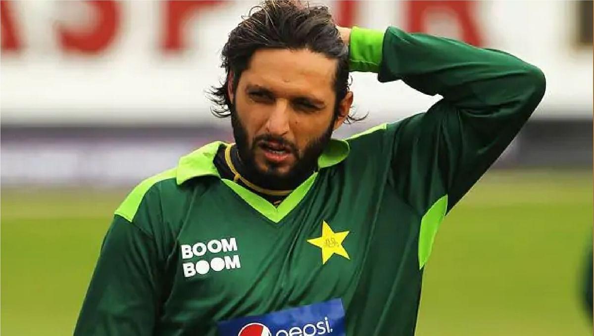 शाहिद अफरीदी ने फिर उगला जहर - कहा, जबतक मोदी रहेंगे, भारत-पाकिस्तान क्रिकेट संभव नहीं